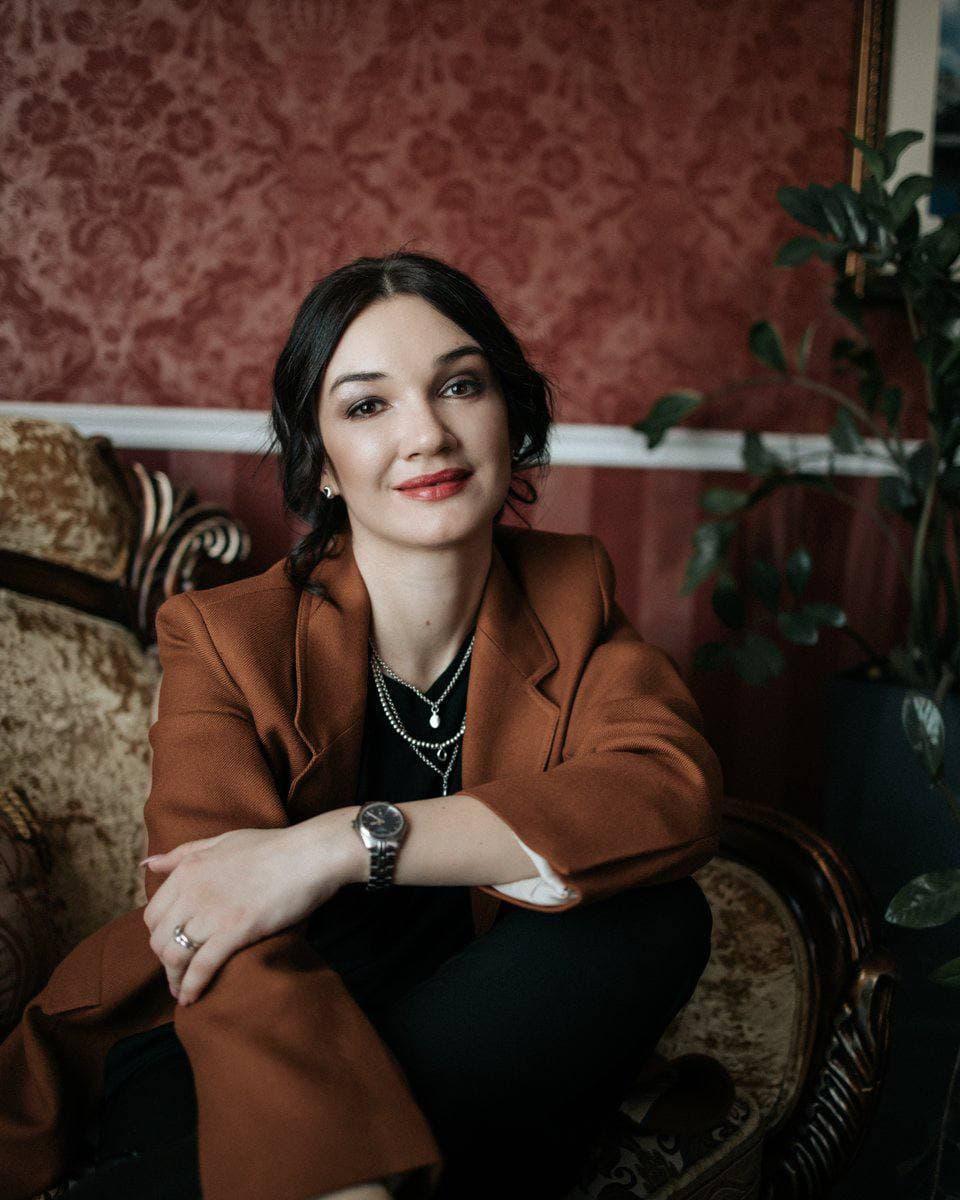 Панкова Евгения Владимировна